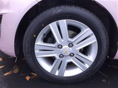 2013 Chevrolet Spark LT